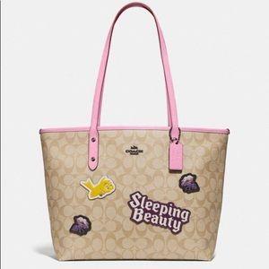 Coach Disney Sleeping Beauty Tote